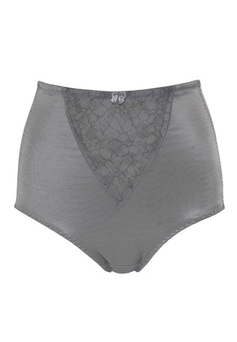 TULIP grey Tulip Grace Kelly Panty - Grey TU402US0UPT6ID_1