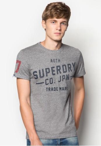 文字設計圓領esprit 香港TEE, 服飾, 印圖T恤
