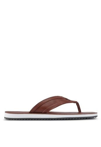 ALDO brown Clivelin Sandals 9641BSHA34285CGS_1