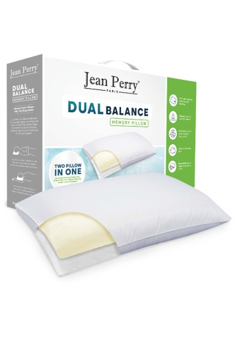 Jean Perry Jean Perry Dual Balance Memory Pillow 164B7HLCFC8331GS_1