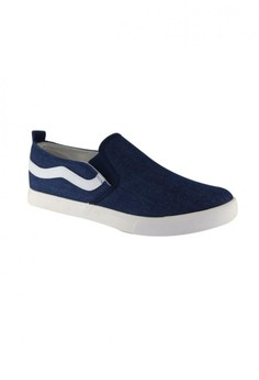 Flat Shoes Sneakers Slip-On Men's Fashion Shoes C-005