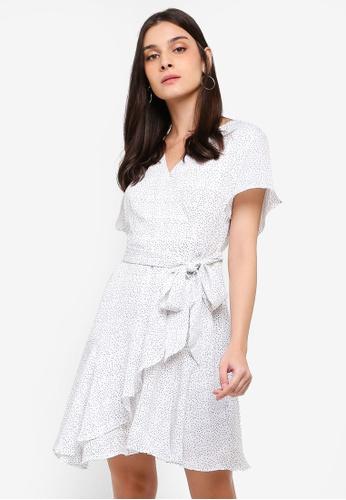 Angeleye white Becca Dress 1DAE5AAE2BA2D3GS_1