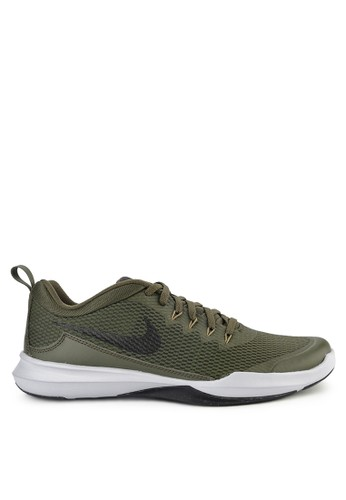 Nike green and multi Nike Legend Trainer Shoes 1B94DSHF16E246GS_1