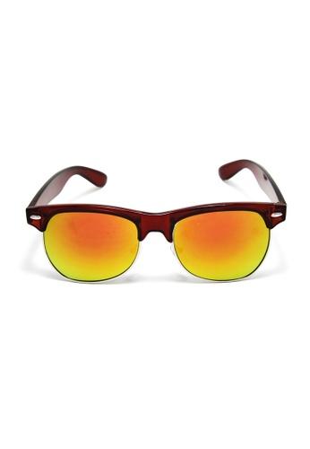 2i's to eyes orange and brown 2i's Sunglasses - Sean S6 2I983AC75OZSHK_1