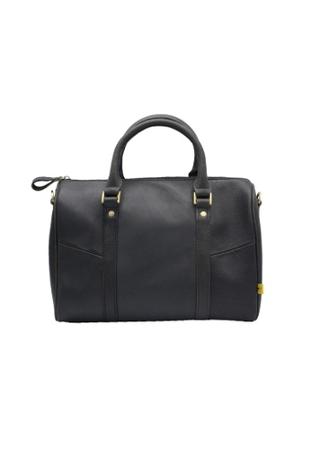 EXTREME black Extreme Leather Bowling Bag (iPad 2) 93800AC814C6D3GS_1