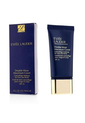 Estée Lauder ESTÉE LAUDER - Double Wear Maximum Cover Camouflage Make Up (Face & Body) SPF15 - #05/2C5 Creamy Tan 30ml/1oz 29AD0BE388E958GS_1