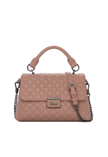 Salad Popbee leather shoulder bag E7A13ACCF64A57GS_1