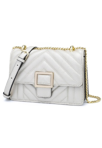 Halo white Two Way Mini Party Bag 2F455AC4D36059GS_1