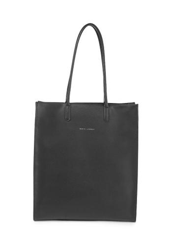 MARCO LAURENT black Smooth Long Tote Bag 2B794AC3B9686FGS_1