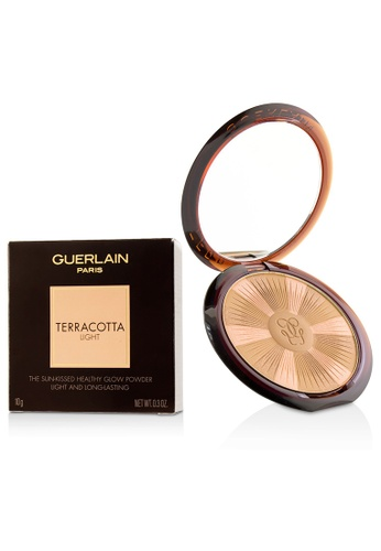 Guerlain GUERLAIN - Terracotta Light The Sun Kissed Healthy Glow Powder - # 03 Natural Warm 10g/0.3oz 5311BBEB865325GS_1