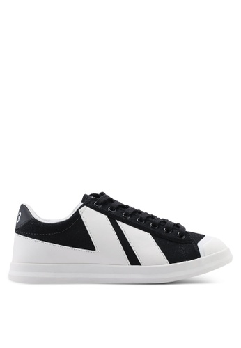 Kolca black and white 1993 Bboki Sneakers 6A4E6SHB5E76BDGS_1