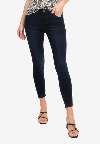 Dorothy Perkins navy Blue Darcy Jeans A3A6DAA44E98F0GS_1