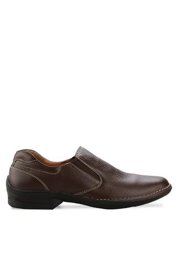 CATCHEER brown Robert Shoes CA976SH98GDTID_1