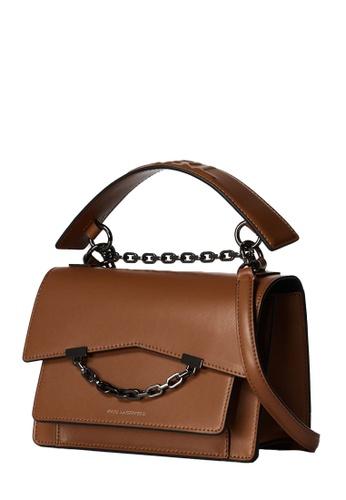 KARL LAGERFELD brown K/Karl Seven Shoulderbag 6493AAC9B2E279GS_1