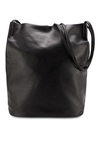 Sunnydaysweety black 2018 New Black Bucket Bag BKA10113 6CEDCAC44C6DD1GS_1
