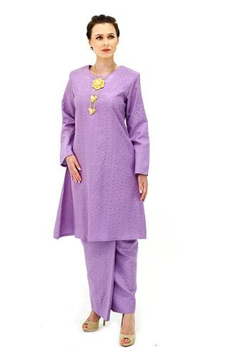 Adam.R purple Kurung Sofea 47761AA88DECD3GS_1