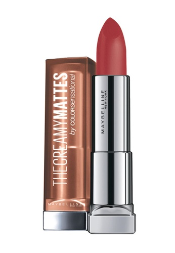 Maybelline red Maybelline Color Sensational The Creamy Mattes - Chili Nude 9B5C6BE895900CGS_1