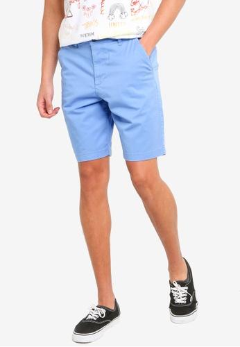 Hollister blue 9 Inch Shorts E0A5DAADA0EA78GS_1