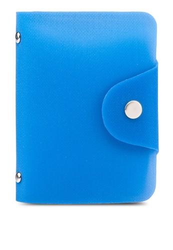 素色果凍zalora 評價卡片收納夾, 包, 皮夾及零錢包