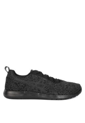 Asics grey Kanmei 2 Running Shoes 0C70BSH53906E8GS_1