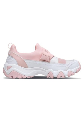 Skechers pink Dlites 2.0 4F400SH07A4478GS_1