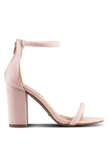 Billini pink Quatro Heels BI606SH0RT3FMY_1