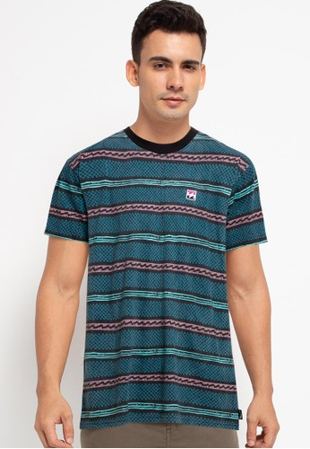 Billabong multi Full Rack Tee B464DAABA84899GS_1