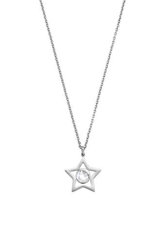 Morellato silver Cosmo Necklace SAKI01 Steel Crystals 14D29ACA580196GS_1