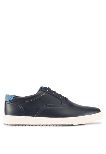 ALDO navy Ioseb Sneakers 26C23SHF6EFB3AGS_1