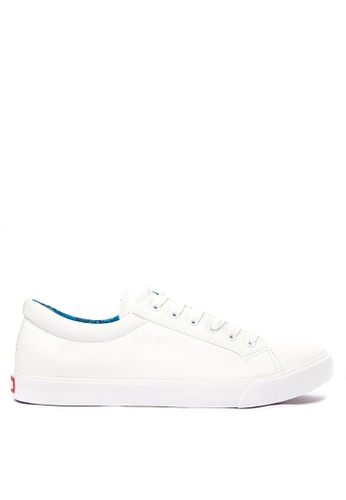 Italianos white Harlan Sneakers IT153SH0KJ25PH_1