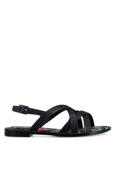 589591b19795 Melissa black Melissa Hailey Jason Wu Ad Sandals CFC0DSH83CB2A9GS 1