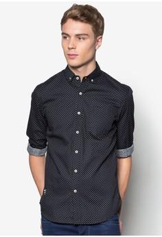 Playboy Long Sleeve Shirt With Pocket