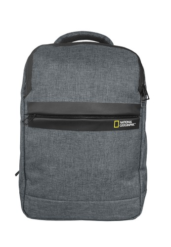 National Geographic grey National Geographic Backpack N13107.89  - Anthracite 7027BAC9E90899GS_1