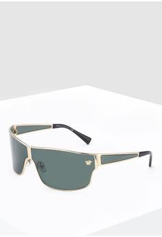 d5b0a804616c7 Versace gold Versace VE2206 Sunglasses E3ED9GL25BA577GS 1