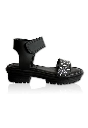 Yoke & Theam black Zeus Leather BFC15SH6F1D947GS_1