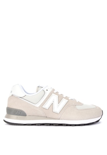 Shop New Balance 574 Evergreen Lifestyle Shoes Online on ZALORA Philippines 245358605be