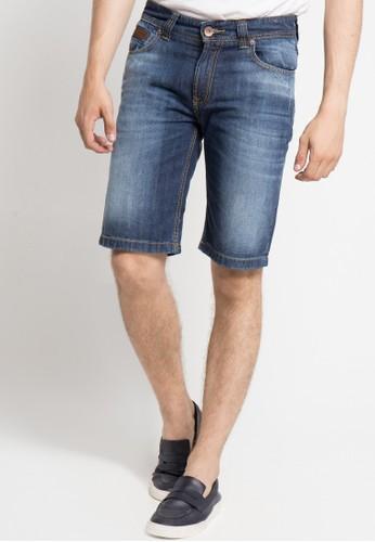Lois Jeans blue Short Pants Denim LO391AA25MAKID_1