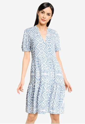 ONLY white Nova Life Thea Dress 3E472AA7E3E258GS_1