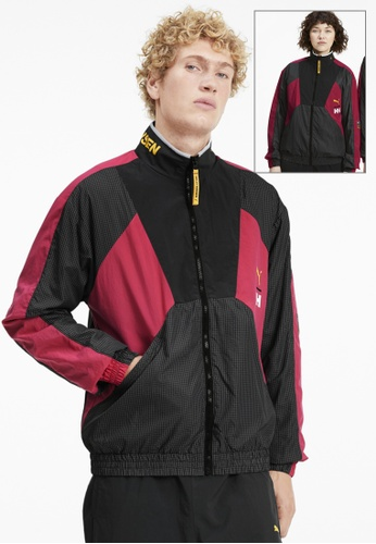 Puma 粉紅色 Prime X Helly Hansen Tailored for Sport Track Top 6A532AA9E79886GS_1