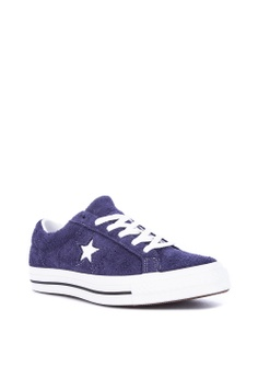 91885d58d0ff 30% OFF Converse One Star Vintage Suede Sneakers Php 4