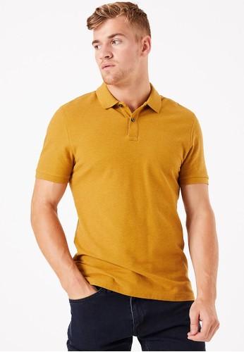 MARKS & SPENCER multi Pure Cotton Polo Shirt 845FFAA6C29CE6GS_1