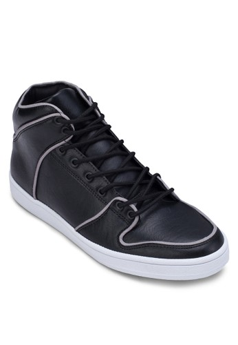 Outlinzalora是哪裡的牌子e High Top Sneakers, 鞋, 男鞋