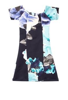 Maricel Off Shoulder Dress