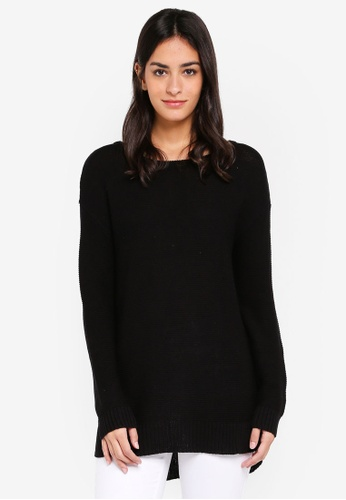 Cotton On black Archy 4 Pullover E26F7AAA2B14A2GS_1