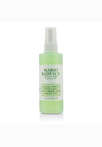 Mario Badescu MARIO BADESCU - Facial Spray With Aloe, Cucumber And Green Tea - For All Skin Types 118ml/4oz 60788BE3214F4FGS_1