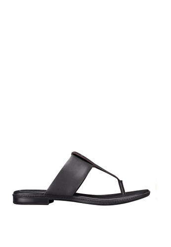 Timberland black Cherrybbrook Thong Sandals 54FD8SHF003304GS_1