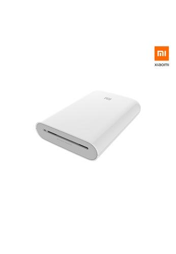 Xiaomi white Xiaomi Mi Portable Photo Printer 54EC3HL77AE123GS_1