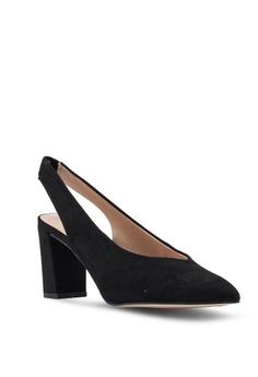 bdafc5952 Dorothy Perkins Black Everley Court Heels RM 159.00. Sizes 3 4 5 6 7