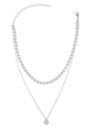 Leline Style silver Cora Necklace - Silver C0A1BACE6E5217GS_1
