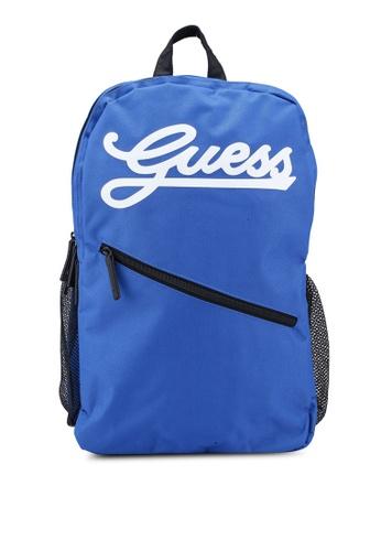 Guess blue Alum Road Backpack 099B8AC67F4E5FGS_1